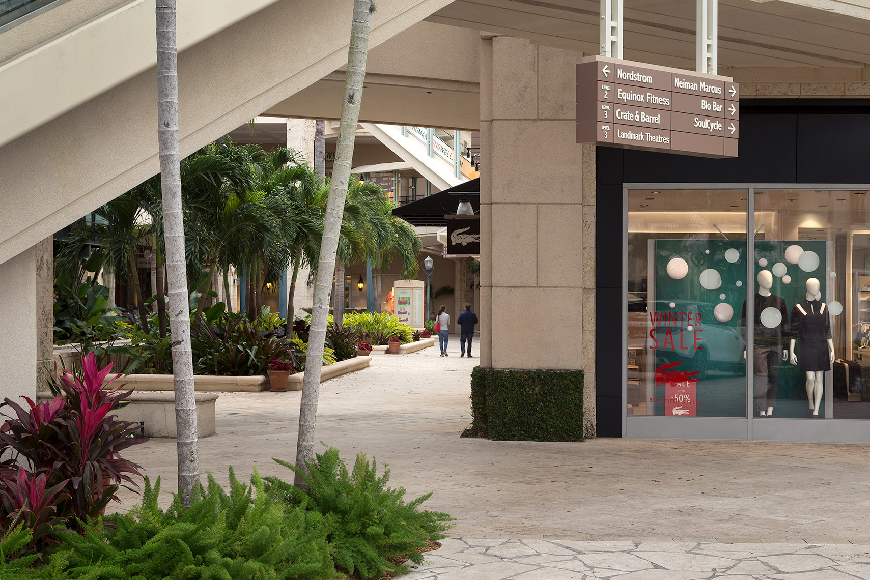 shopping at Shops At Merrick Park