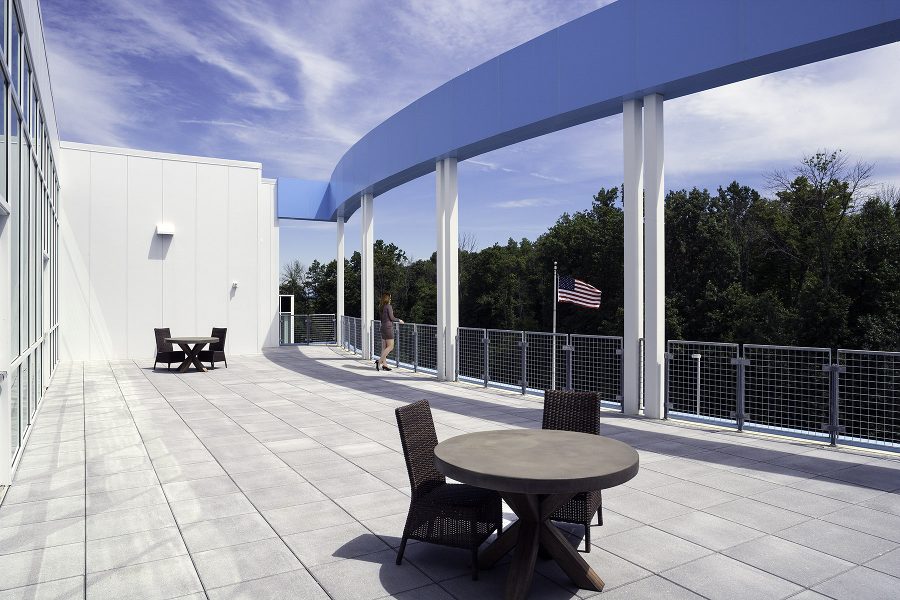Terrace at Ascena Offices and Distribution Center, Pataskala, Ohio